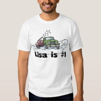 Trucker Tees and Gifts - Support Lisa