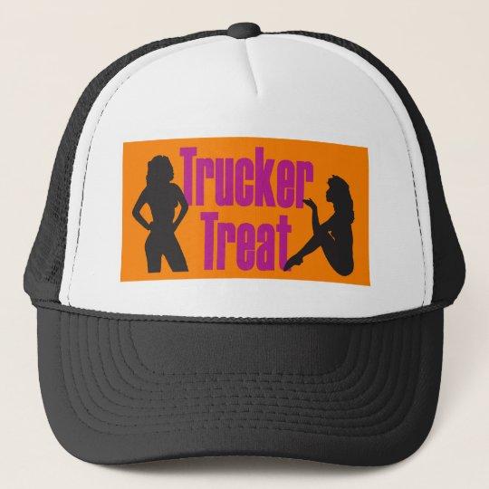 Trucker Treat Trucker Hat