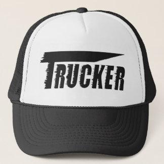 Trucker Trucker Hat (black)