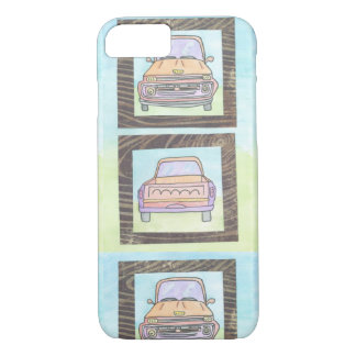 Trucker's Delight iPhone 7 Case