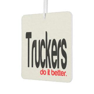 Truckers Do It Better
