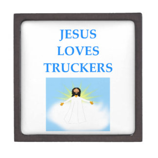 TRUCKERS GIFT BOX