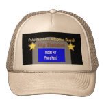 """""""Truckers Hats Worn With Pride"""" Totally Different"""