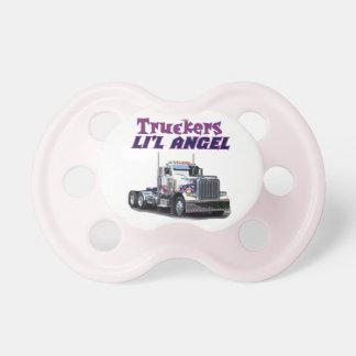 Trucker's Li'l Angel Pacifier BooginHead Pacifier