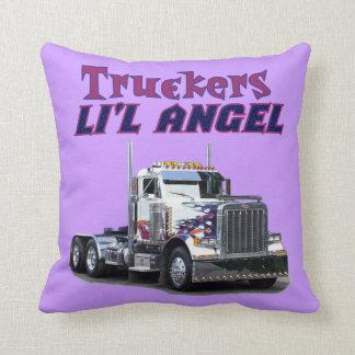 Truckers Li'l Angel Pillow