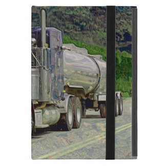 Truckers Lorry Driver Fuel Tanker Truck Case