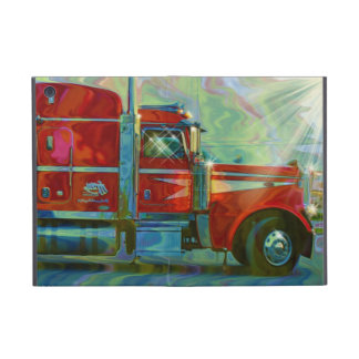 Truckers Lorry Driver Heavy Transport Cover For iPad Mini