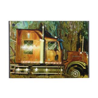 Truckers Lorry Driver Heavy Transport iPad Mini Covers