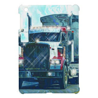 Truckers Lorry Driver Heavy Transport Cover For The iPad Mini