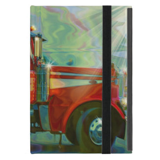 Truckers Lorry Driver Heavy Transport iPad Mini Cover