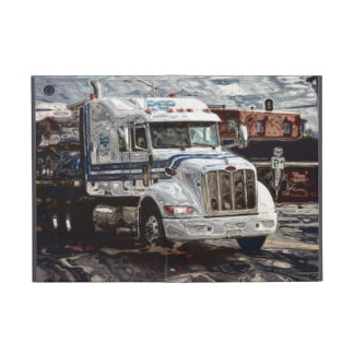 Truckers Lorry Driver Heavy Transport Truck Case Cover For iPad Mini