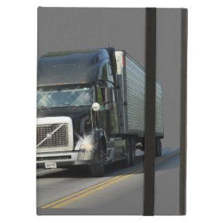 Truckers Lorry Driver Heavy Transport Truck Case iPad Case