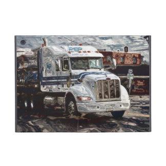 Truckers Lorry Driver Heavy Transport Truck Case iPad Mini Case