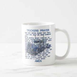 Trucker's Prayer Coffee Mug