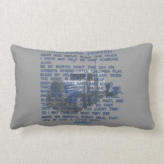 Trucker's Prayer Lumbar Pillow