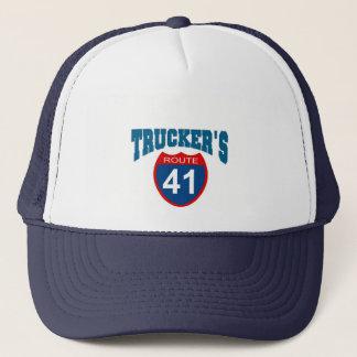 Trucker's Route 41 Trucker Hat