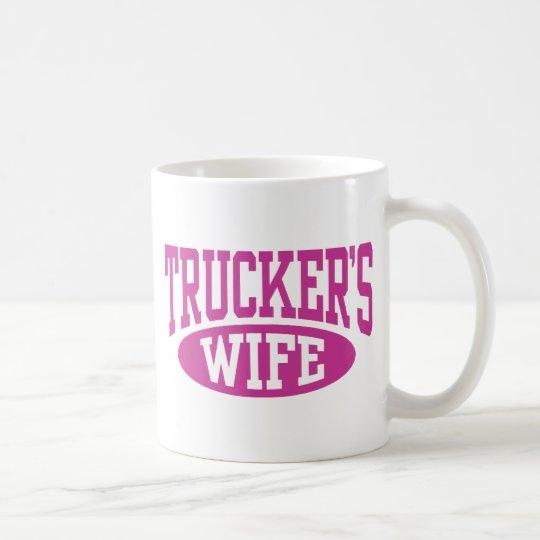 Trucker's Wife Coffee Mug