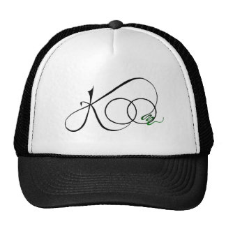 Trucket Hat with Logo - Color