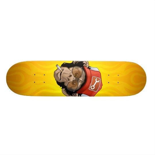 Truckin Chimp Skateboard