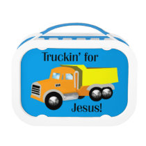 Truckin' for Jesus Lunchbox