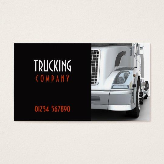 Trucking Business Card