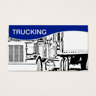 Trucking Business Card