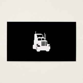 Trucking Company Business Card