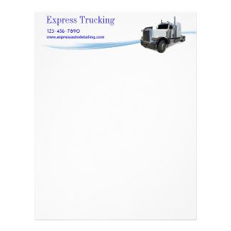 Trucking Company Letterhead