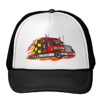 Trucking Down The Road Trucker Hat