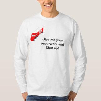 Trucking Humor T-Shirt