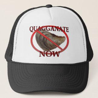 Trucking Quagga Trucker Hat