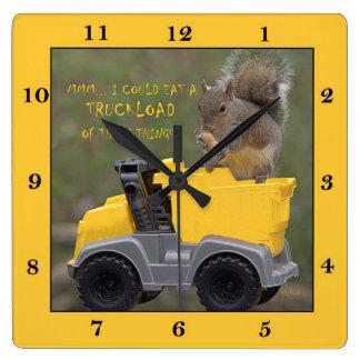Truckload - Clock