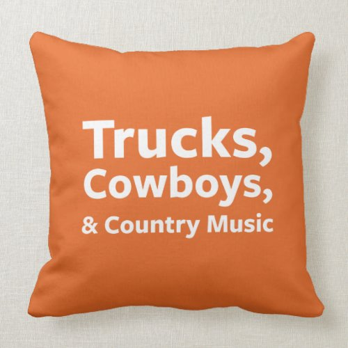 Throw Pillows On The Bed Song : Snuggle up with Country Music Pillows : Heart of Country Music