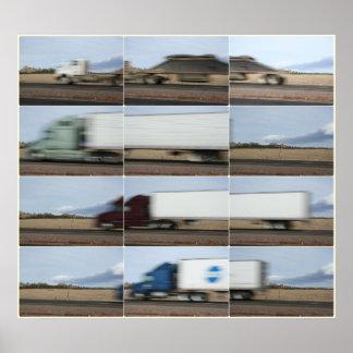 Trucks Posters