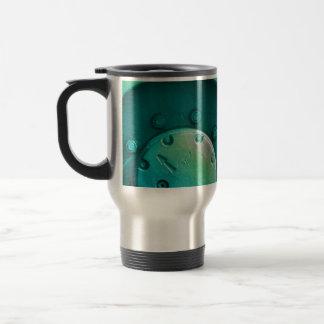 Truck's weel detail travel mug