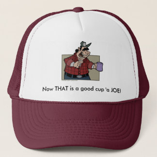 Truckstop Joe Cap