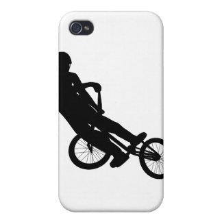 truco de la bici iPhone 4 funda
