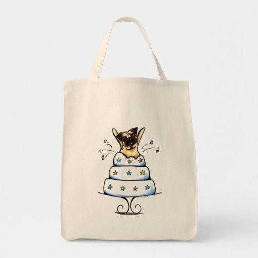 Truco de la torta del barro amasado bolsa