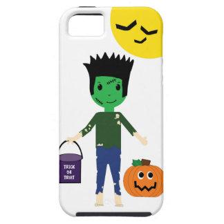 Truco del muchacho de Frankenstein o el tratar el iPhone 5 Case-Mate Carcasas