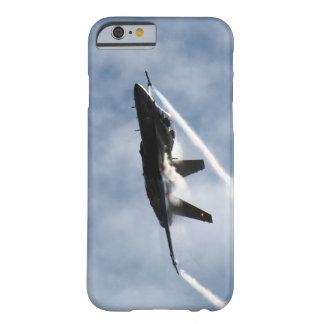 Truco del salón aeronáutico del avión del avión de funda barely there iPhone 6