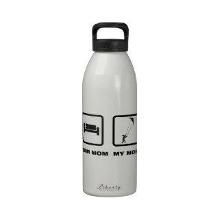 Truco Kiting Botellas De Agua Reutilizables