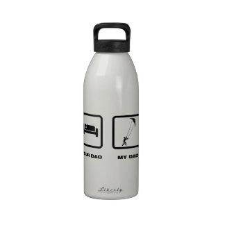 Truco Kiting Botella De Agua Reutilizable