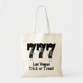 ¡Truco o invitación de 777 Las Vegas! La bolsa de