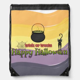 Truco o invitaciones * feliz Halloween Mochilas