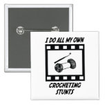 Trucos Crocheting Pin