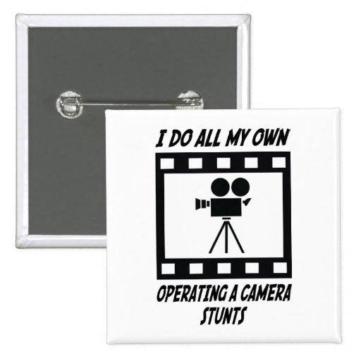 Trucos de funcionamiento de una cámara pins