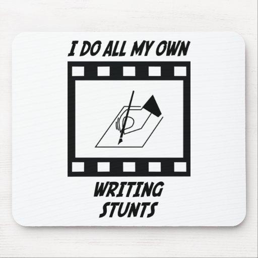 Trucos de la escritura mouse pad