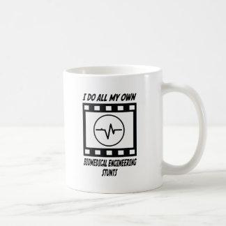 Trucos de la ingeniería biomédica taza de café