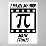 Trucos de la matemáticas posters