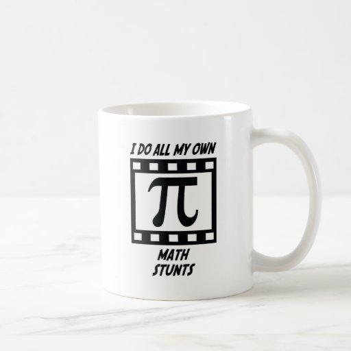 Trucos de la matemáticas taza